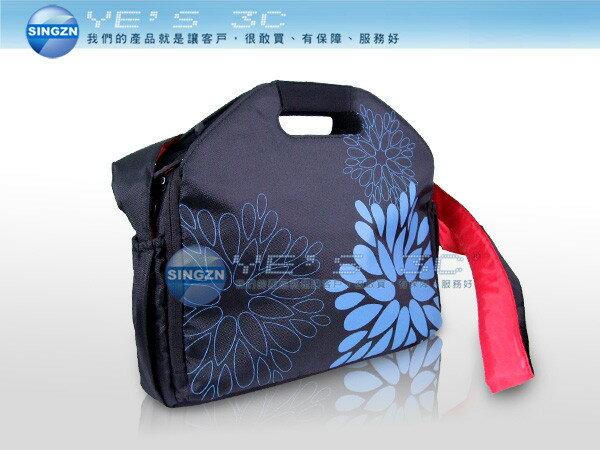 「YEs 3C」全新 KROO 燦爛煙火 14 吋用 電腦包 筆電包 手提包 側背包 公事包 防潑水