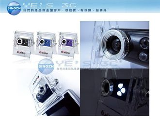 「YEs 3C」AIBO 鈞嵐 USB2.0 方塊夾視訊攝影機 500萬 隨插即用 SKYPE/視訊 黑色 有發票 2ne yes3c