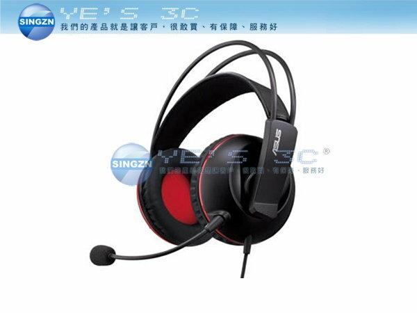 ~YEs 3C~ ASUS 華碩 賽伯洛斯 Cerberus 耳罩式耳機麥克風  9ne