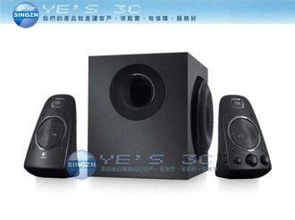 「YEs 3C」全新 LOGITECH 羅技 Z623 2.1聲道喇叭 整合控制 THXR 認證 200 瓦功率 免運 yes3c