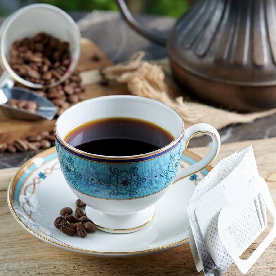 ★ 買一送一 ★ 有機咖啡 秘魯莊園 濾掛包12g x 6入 2020新春伴手禮 有機體工坊  1