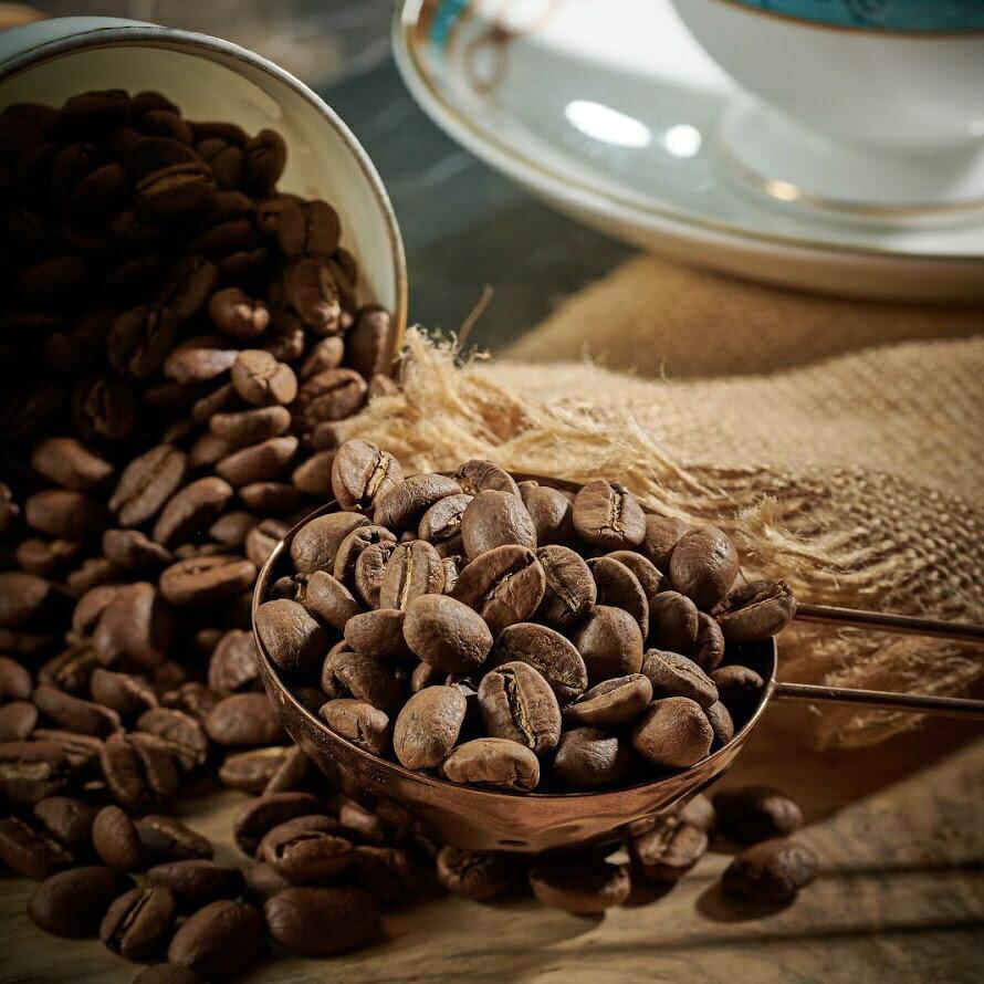 有機咖啡粉 曼特寧 莊園豆新鮮研磨 半磅加量255公克 |有機體工坊| 1