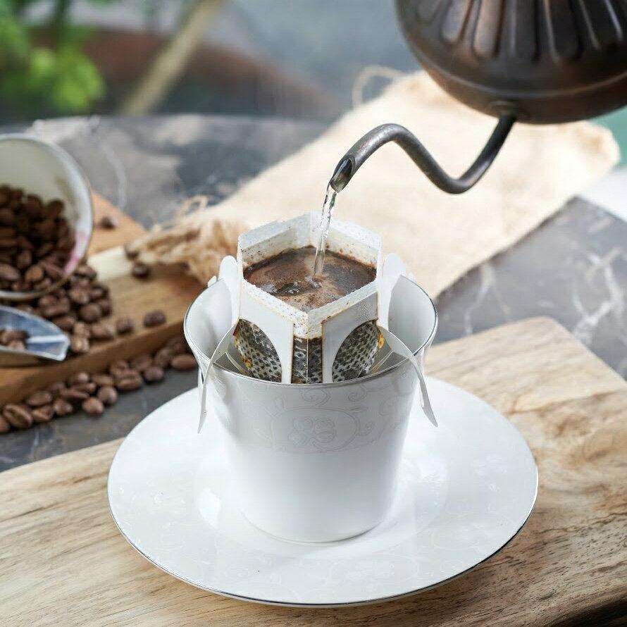 ★ 買一送一 ★ 有機咖啡 秘魯莊園 濾掛包12g x 6入 2020新春伴手禮 有機體工坊  0