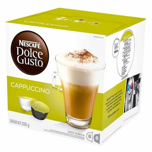 雀巢 卡布奇諾膠囊(Cappuccino) 16顆/盒
