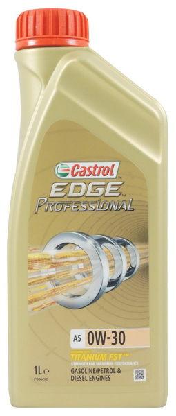 【Castrol】 EDGE Professional A5 0W30 全合成機油 VOLVO
