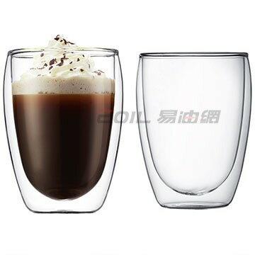 Bodum PAVINA 雙層玻璃杯 2入 350ml /12oz #4559-10