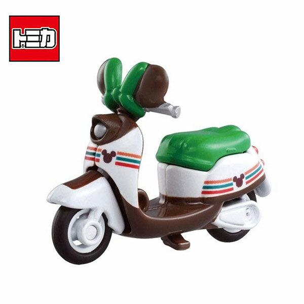 【日本正版】TOMICA米妮機車日本7-11限定款玩具車Disneymotors多美小汽車-882770