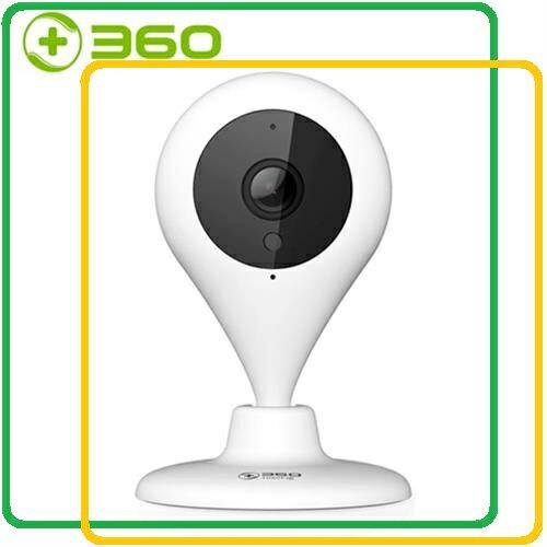 360科技小水滴D6061080P智慧雙向無線攝影機夜視加強版