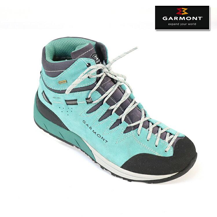 GARMONT 戶外多功能鞋GTX郊山鞋STICKY ROCK MID GTX481131/212男款/城市綠洲(登山鞋、GORETEX、防水、黃金大底)