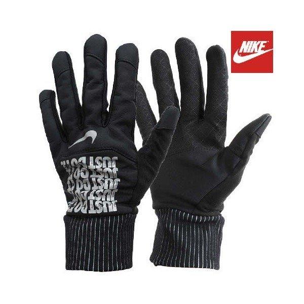 【H.Y SPORT】NIKE SHIELD FLASH JDI 男子跑步手套 可觸控保暖手套AC4386-082 正版