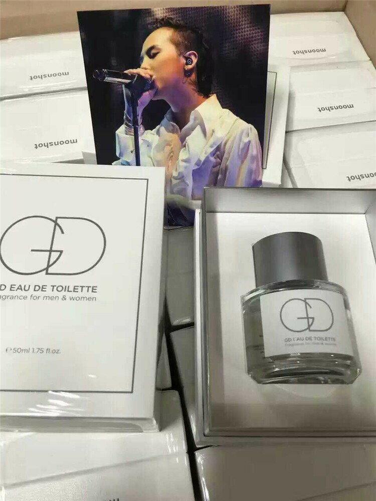韓國正品直送代購 moonshot bigbang GD G-Dragon 權志龍 限量版男女通用淡香水 50ml 4