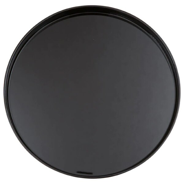 可微波防滑圓形托盤 BK NITORI宜得利家居 1