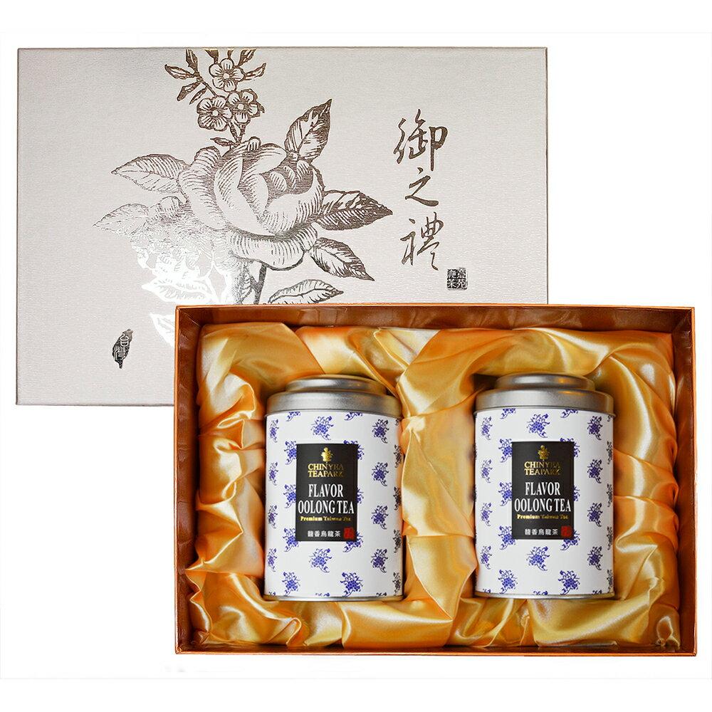 《沁意》御之禮 馥香烏龍茶(天然窨花)
