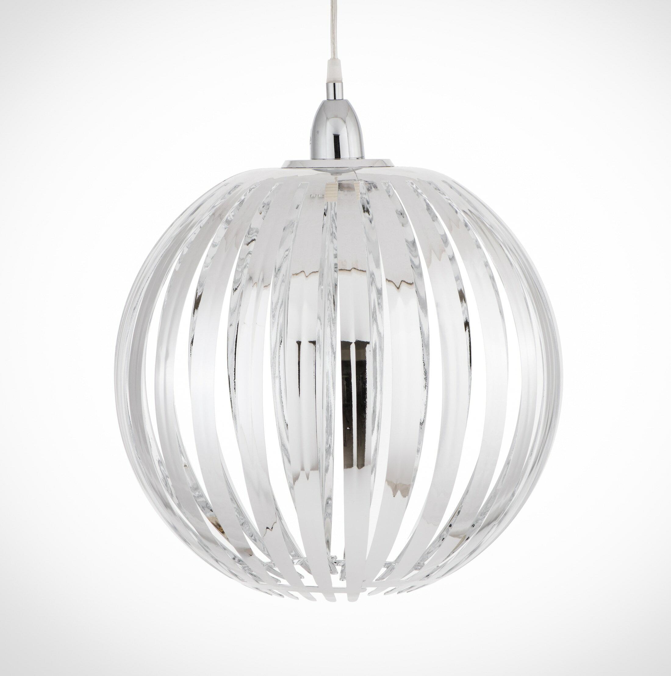 鍍鉻條圓形吊燈-BNL00054 1