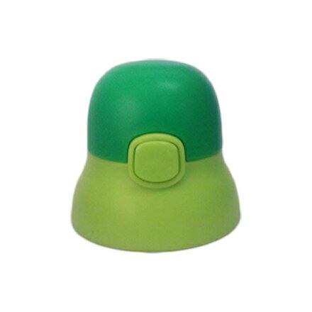 【悅兒園婦幼生活館】Nuby 學習杯上蓋配件-不含吸管(Nuby 3D超輕量不銹鋼真空學習杯385ml-猴)