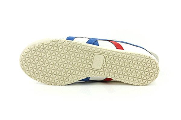 Onitsuka Tiger MEXICO 66 SLIP-ON 運動鞋 休閒鞋 白色 男鞋 女鞋 TH1B2N-0143 no236 5