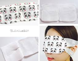 韓國熱銷熱敷眼罩