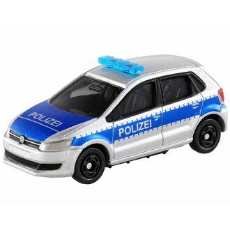 【奇買親子購物網】(109)【TOMICA多美小汽車】福斯 POLO POLICE CAR 109_824992
