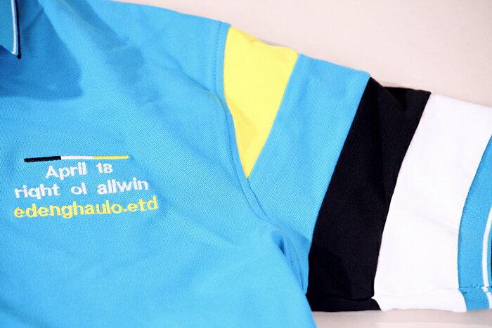 【CS衣舖 】美式風格 萊卡彈性 短袖POLO衫 9150 7