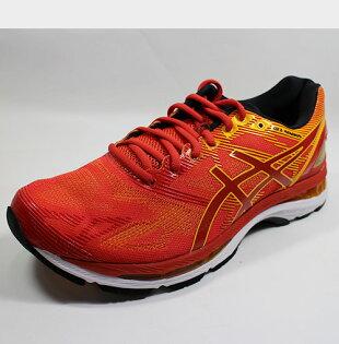 ASICS亞瑟士NIMBUS19頂級避震緩衝運動鞋慢跑鞋T700N-0604[陽光樂活=]