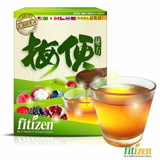 Fitizen 梅便秘方 25mlx15包/盒裝 ♦ 樂荳城 ♦