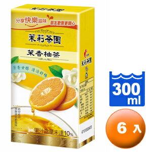 光泉 茉莉茶園 茉香柚茶 300ml (6入)/組