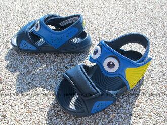 Shoestw【AF3920】ADIDAS 童鞋 涼鞋 小童 AKWAH9 多莉DORY 海底總動員
