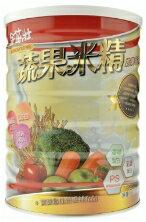 【裕良連鎖藥局】金茁壯蔬果米精700g買6送1-金茁壯