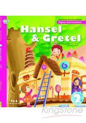 Hansel & Gretel 糖果屋+3CD
