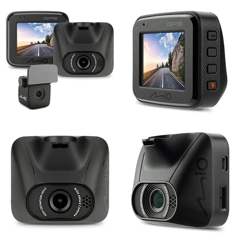 【現貨 送32G+後扣】Mio MiVue C550D 前後雙鏡頭 夜視進化 GPS+測速 大光圈 行車紀錄器 含稅