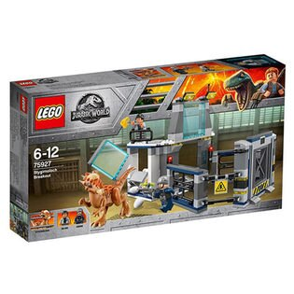 【LEGO樂高積木】JurassicWorld侏儸紀世界系列-StygimolochBreakout-LT-75927