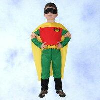 蝙蝠俠與超人周邊商品推薦GTH-1348羅賓小超人化裝舞會表演造型服(S/M/L/XL)