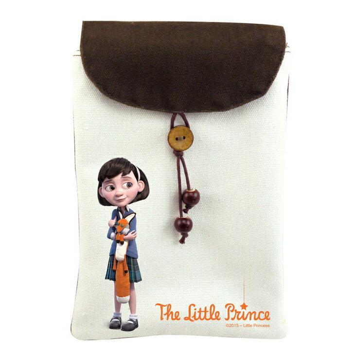 小王子電影版授權 - 手機袋:【 小女孩與狐狸 】