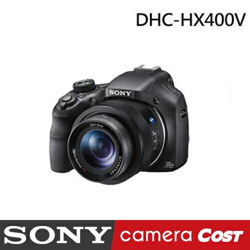 ~ 再送原電~~SONY~Sony HX400V 貨 相機 蔡司 廣角 送32G 副電 座