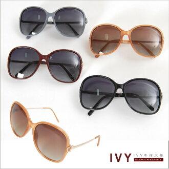 Ivy小舖【130628-601】韓款時尚修飾太陽眼鏡 (共4色)→台灣製造.Polarized 偏光太陽眼鏡