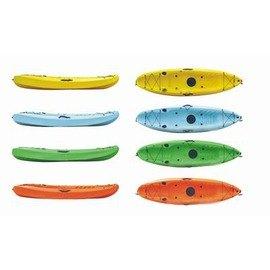 【2米71單人皮划艇-M11-標配-271*78*43.6cm-1套/組】獨木舟 釣魚船 滾塑硬艇塑膠艇 平臺舟 海洋舟(裸艇,需預定+海運)-7682035