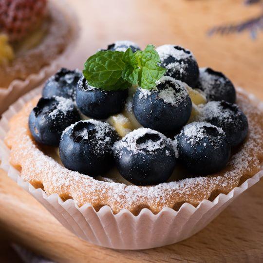 藍莓塔 1入~淇慕芙法式手作甜點~
