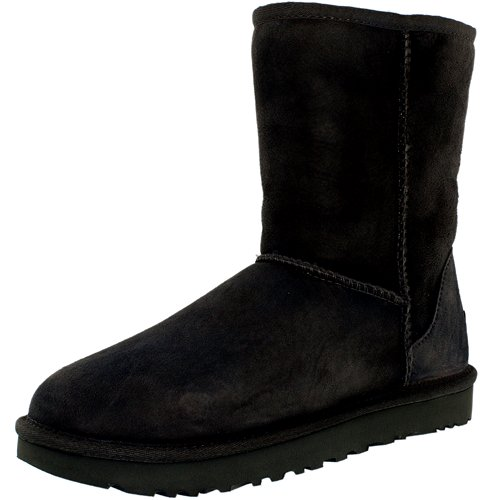 Ugg Women's Classic Short II Ankle-High Suede Boot 0