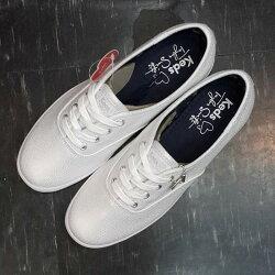 Keds Taylor Swift 泰勒絲 聯名款 簽名款 附簽名吊飾 白色 全白 銀色 小白鞋 珠光 緞帶面 修長 限量款 限時贈送購物袋