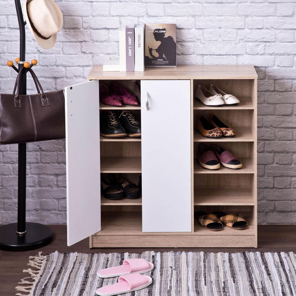 鞋架 / 收納 TZUMii 高點雙門一格鞋櫃 2