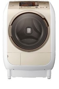 HITACHI 日立 SFBD2900W(左開) 風熨斗滾筒式洗脫烘洗衣機 (12kg,香檳金)【零利率】