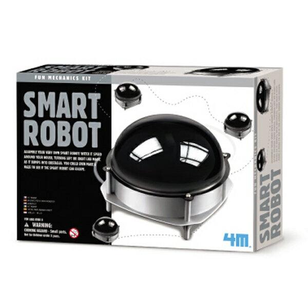 【4M】科學探索系列-聰明球 SMART ROBOT 00-03272