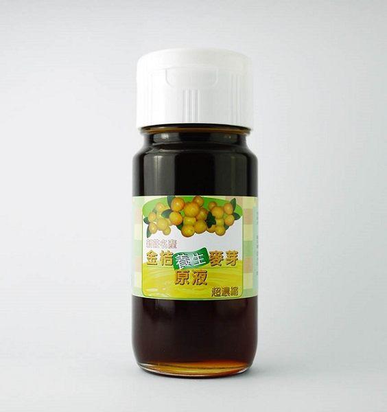 羿方 金桔養生麥芽原液 750g   瓶