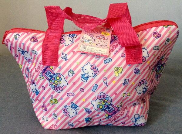 X射線【C571128】HelloKitty保溫手提袋,美妝小物包筆袋面紙包化妝包零錢包收納包皮夾手機袋鑰匙包