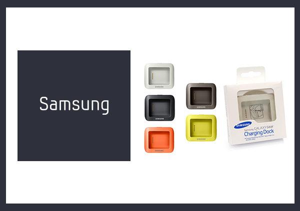 Mr ORIGINAL:SAMSUNGGALAXYGear原廠充電座_含NFC功能(盒裝)