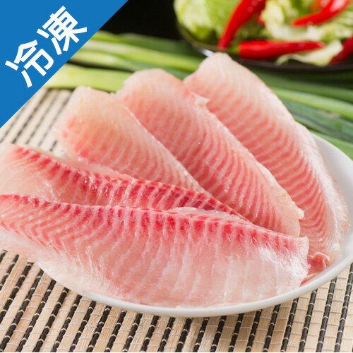 ★買一送一★超爽口台灣鯛魚鮮切腹片(400g±5%包)【愛買冷凍】