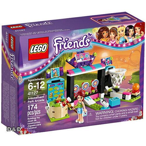 樂高積木LEGO~ LT41127 ~Friends 姊妹淘系列 ~ 遊樂園遊戲場