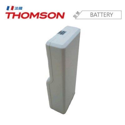 法國 小白 THOMSON 湯姆盛 TM-SAV18D 直立/手持吸塵器專用電池 公司貨 集雅社 小白