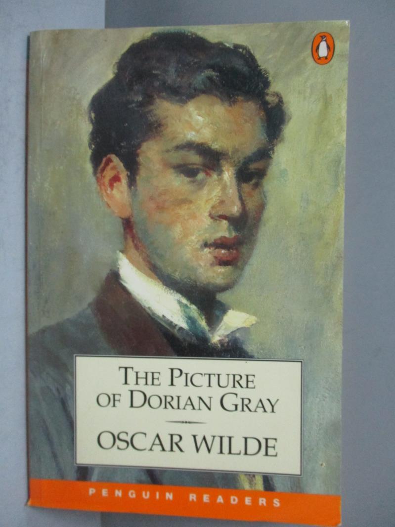 ~書寶 書T3/原文小說_OOP~The Picture of Dorian Gray_O