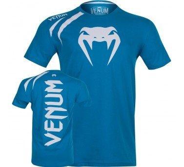VENUM運動員訓練服~UFC超級潮T格鬥品牌VENUM眼鏡蛇熱銷款式T-shirt~藍-374